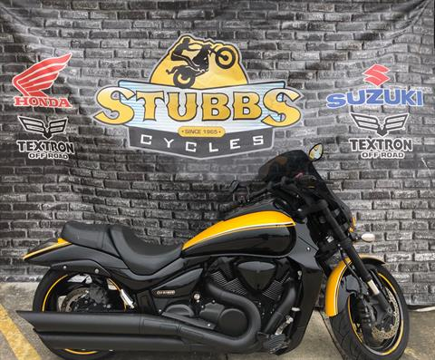 2014 Suzuki Boulevard M109R B.O.S.S. in Houston, Texas - Photo 1