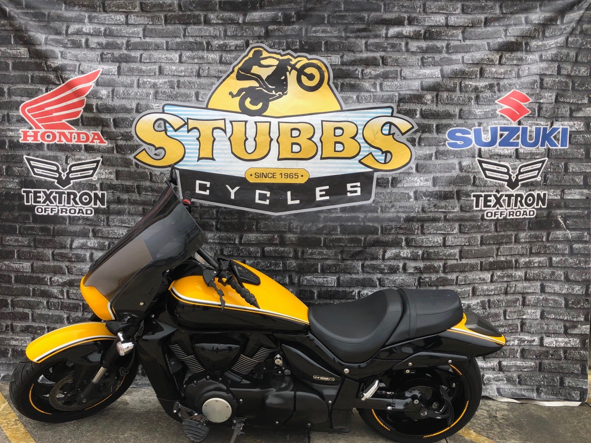 2014 Suzuki Boulevard M109R B.O.S.S. in Houston, Texas - Photo 3