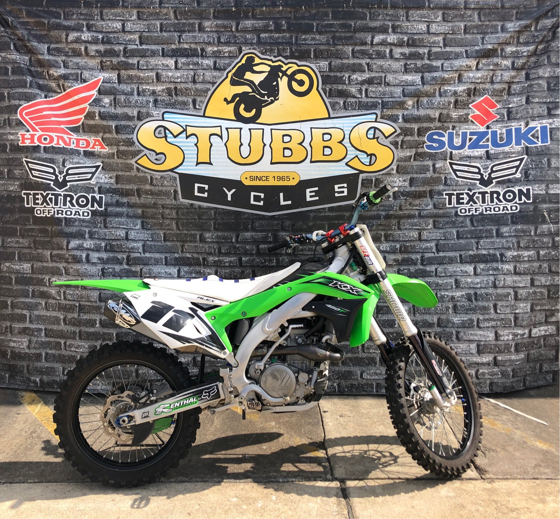 2016 Kawasaki KX450F in Houston, Texas - Photo 1