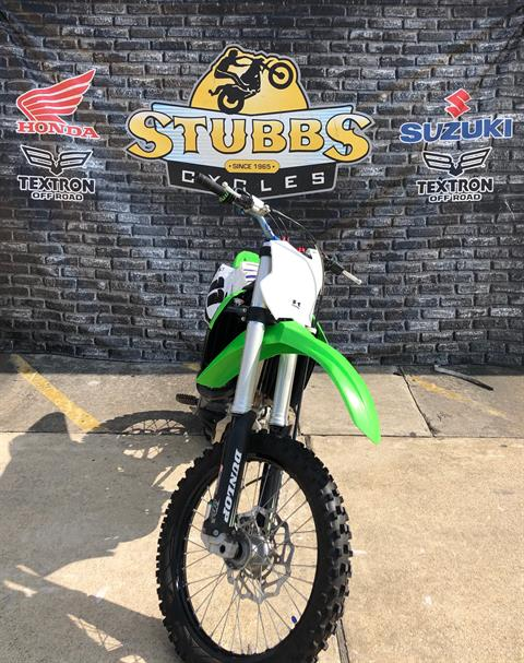 2016 Kawasaki KX450F in Houston, Texas - Photo 2