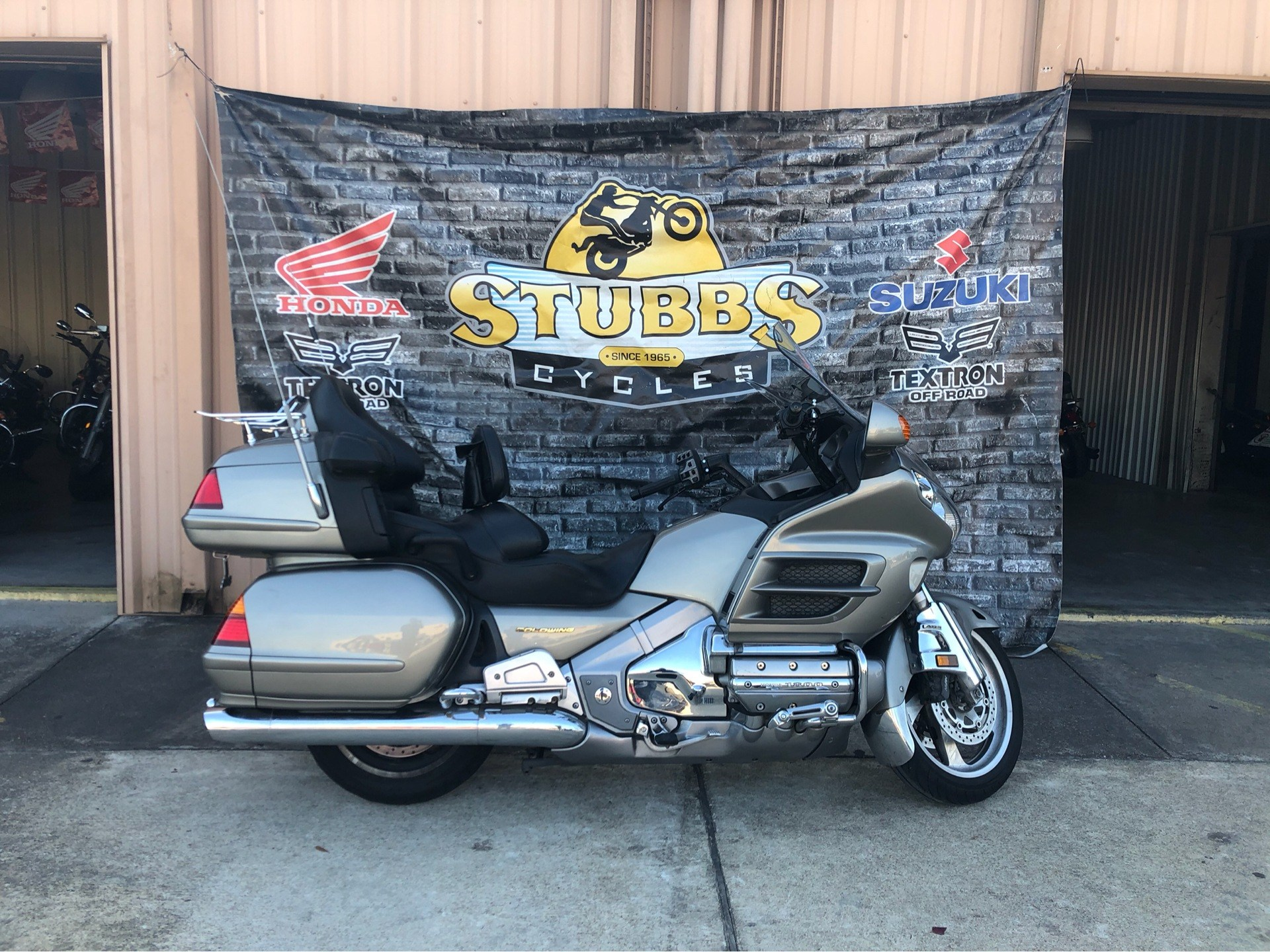 2003 Honda Gold Wing in Houston, Texas - Photo 1