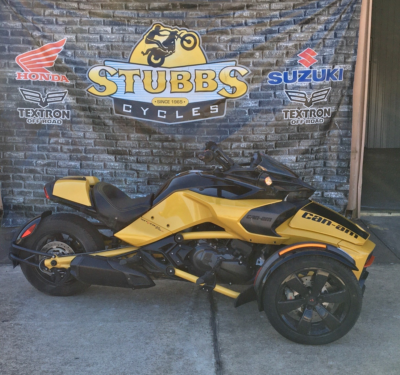 2016 Can-Am Spyder F3 SE6 in Houston, Texas - Photo 1