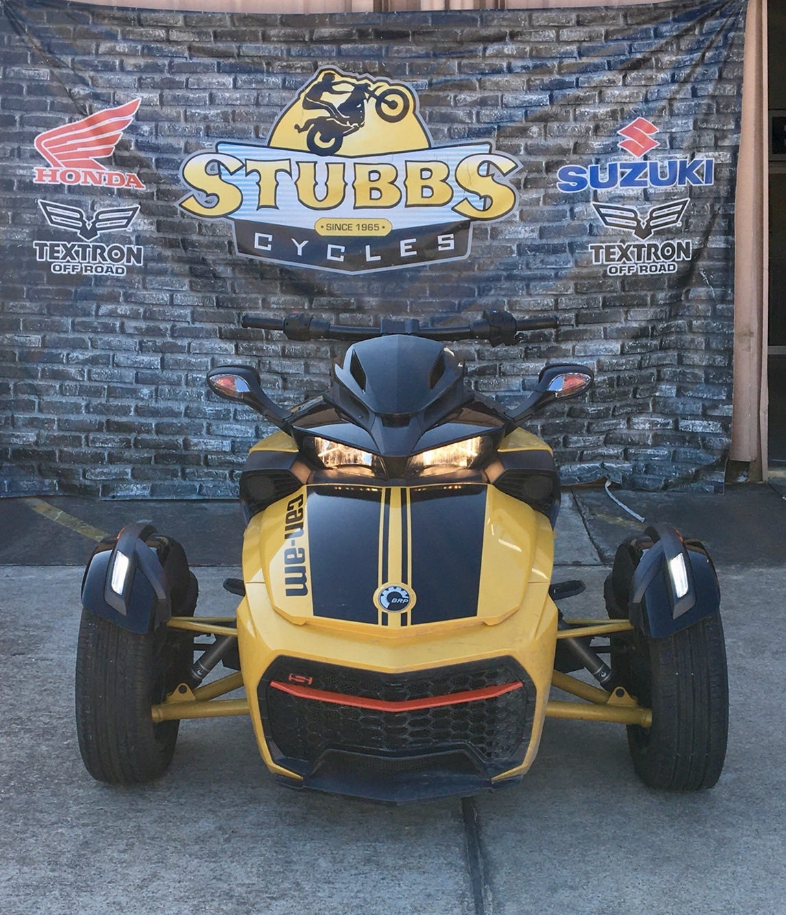2016 Can-Am Spyder F3 SE6 in Houston, Texas - Photo 3