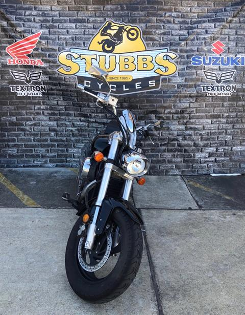 2005 Suzuki Boulevard M50 Black in Houston, Texas - Photo 2
