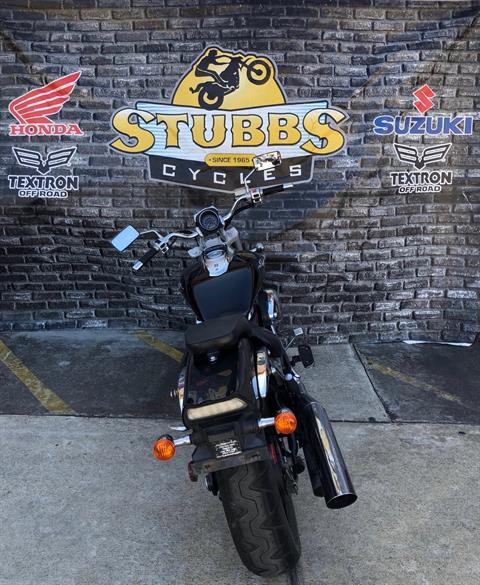 2005 Suzuki Boulevard M50 Black in Houston, Texas - Photo 4