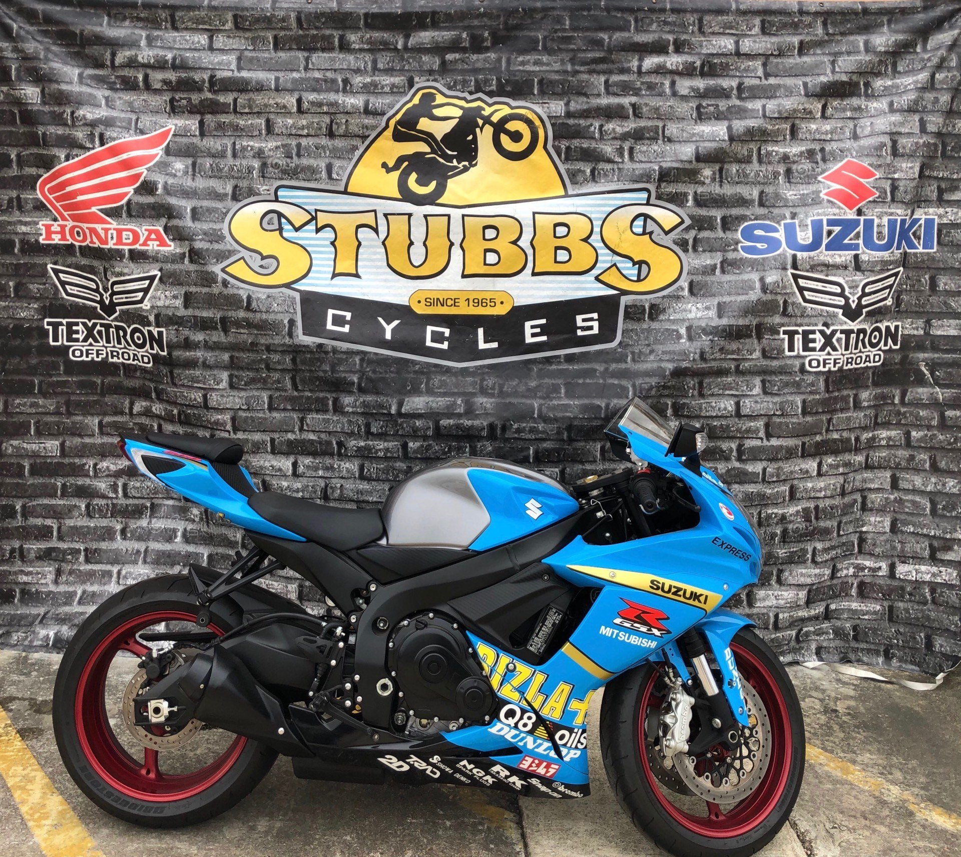 2018 Suzuki GSX-R600 in Houston, Texas - Photo 1