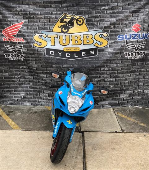 2018 Suzuki GSX-R600 in Houston, Texas - Photo 2