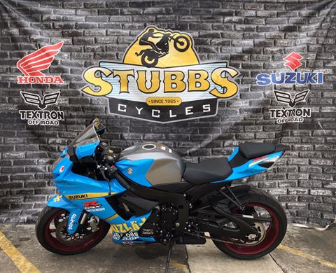 2018 Suzuki GSX-R600 in Houston, Texas - Photo 3