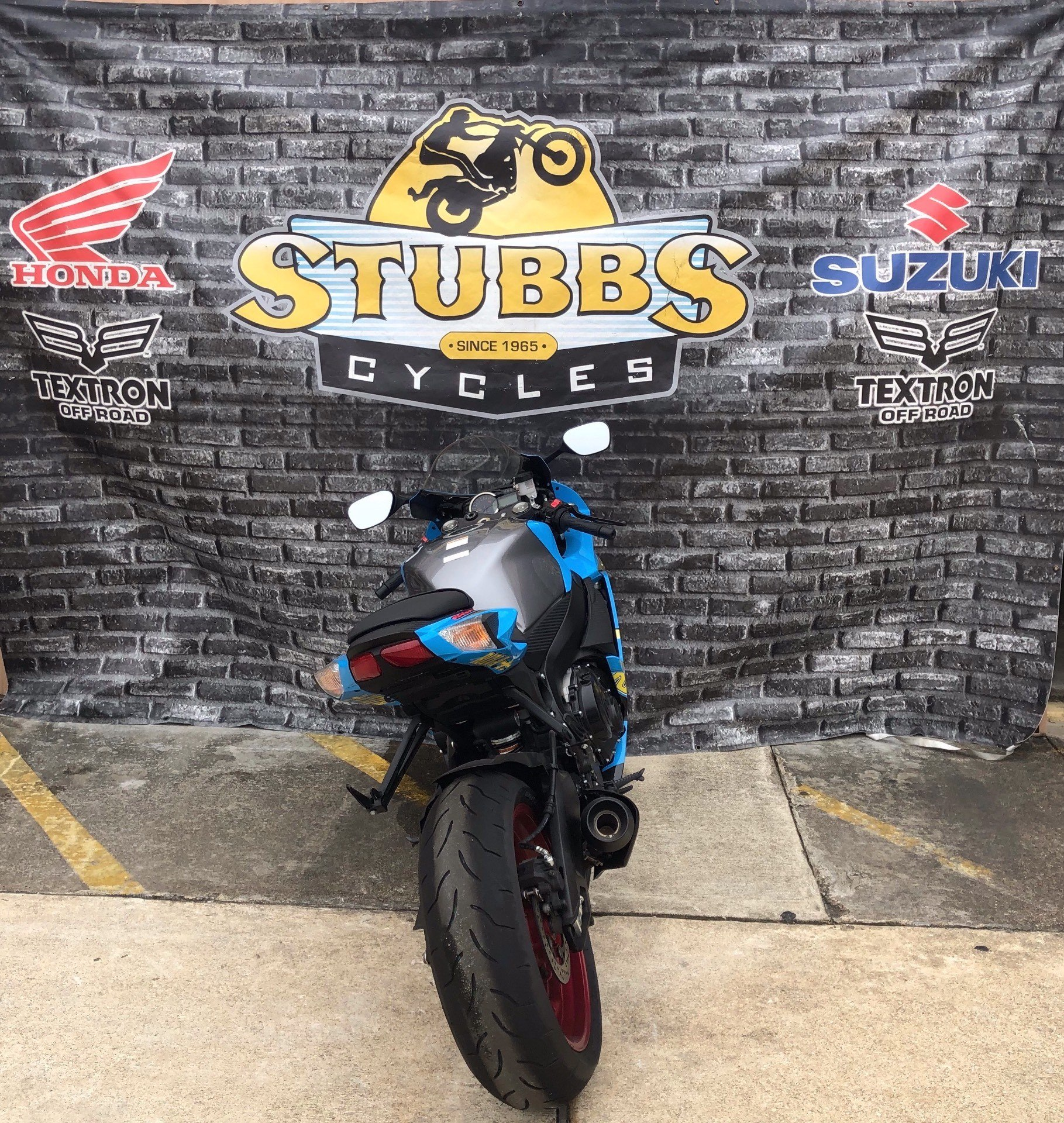 2018 Suzuki GSX-R600 in Houston, Texas - Photo 4