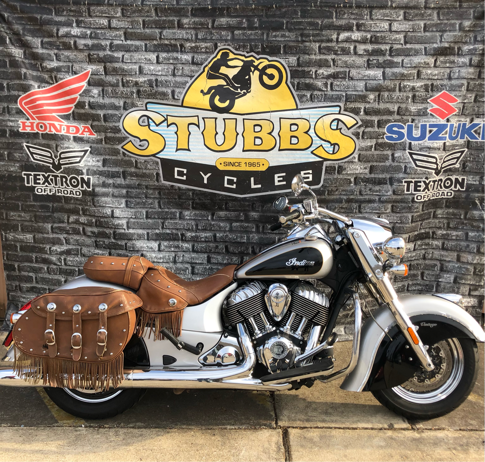 2016 Indian Chief® Vintage in Houston, Texas - Photo 1