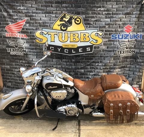 2016 Indian Chief® Vintage in Houston, Texas - Photo 2