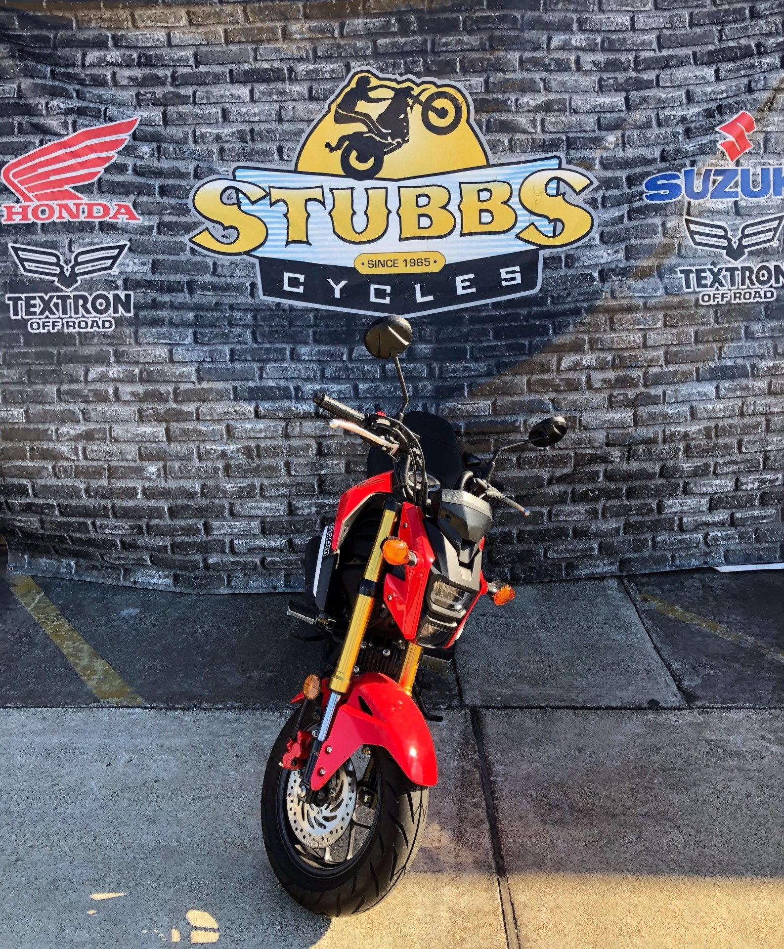 2019 Honda Grom in Houston, Texas - Photo 2