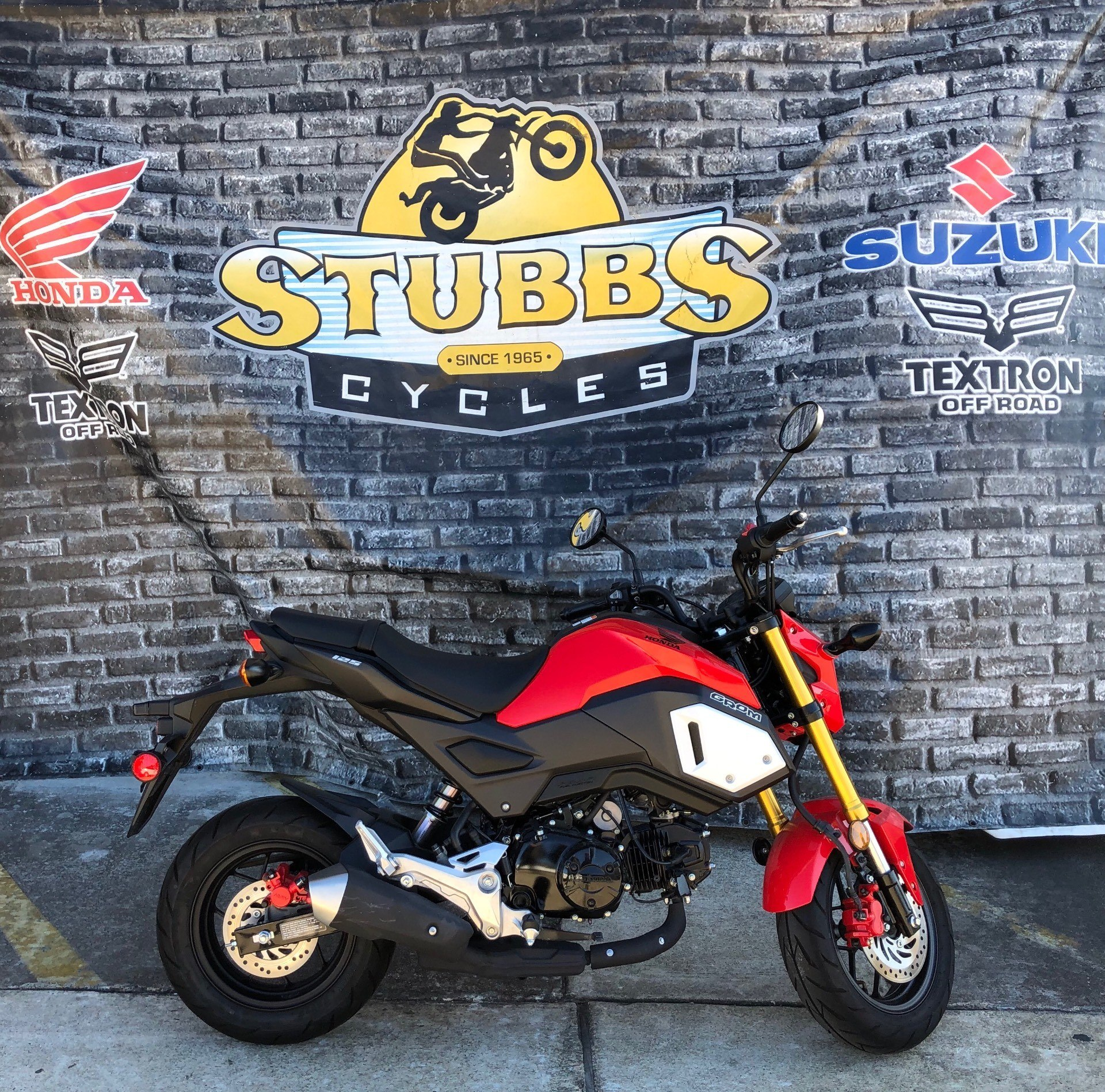 2019 Honda Grom in Houston, Texas - Photo 1