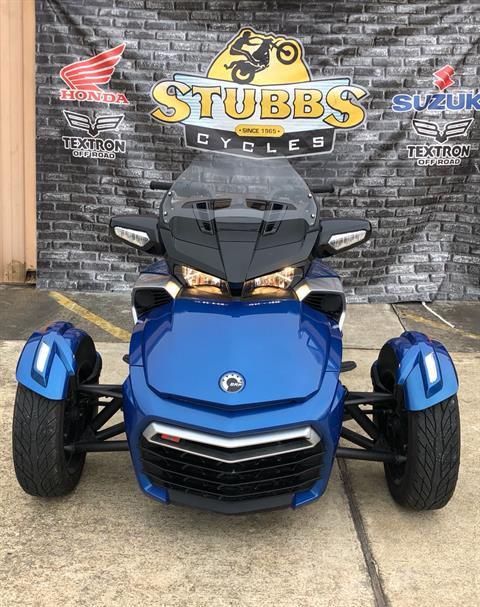 2018 Can-Am Spyder F3-T in Houston, Texas - Photo 4
