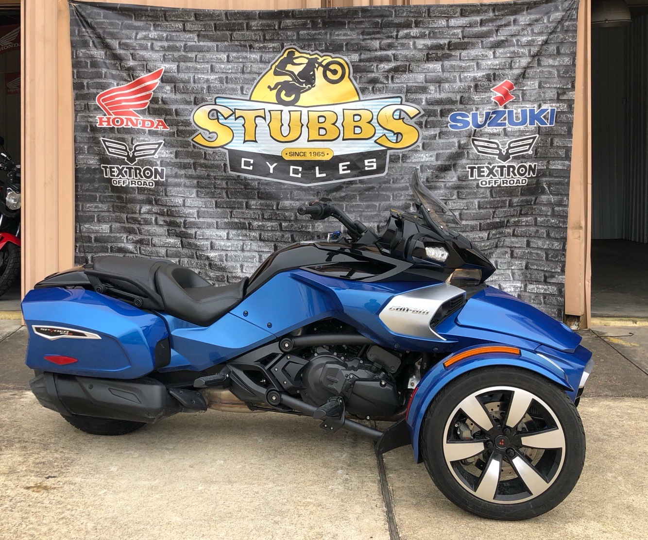 2018 Can-Am Spyder F3-T in Houston, Texas - Photo 1