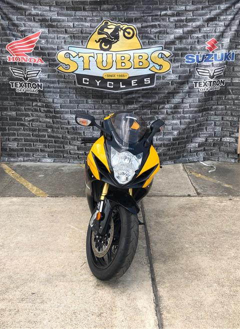 2017 Suzuki GSX-R750 in Houston, Texas - Photo 2