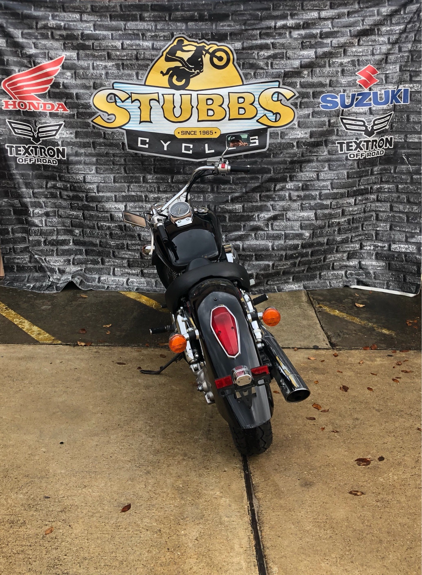 2004 Honda Shadow Aero in Houston, Texas - Photo 3