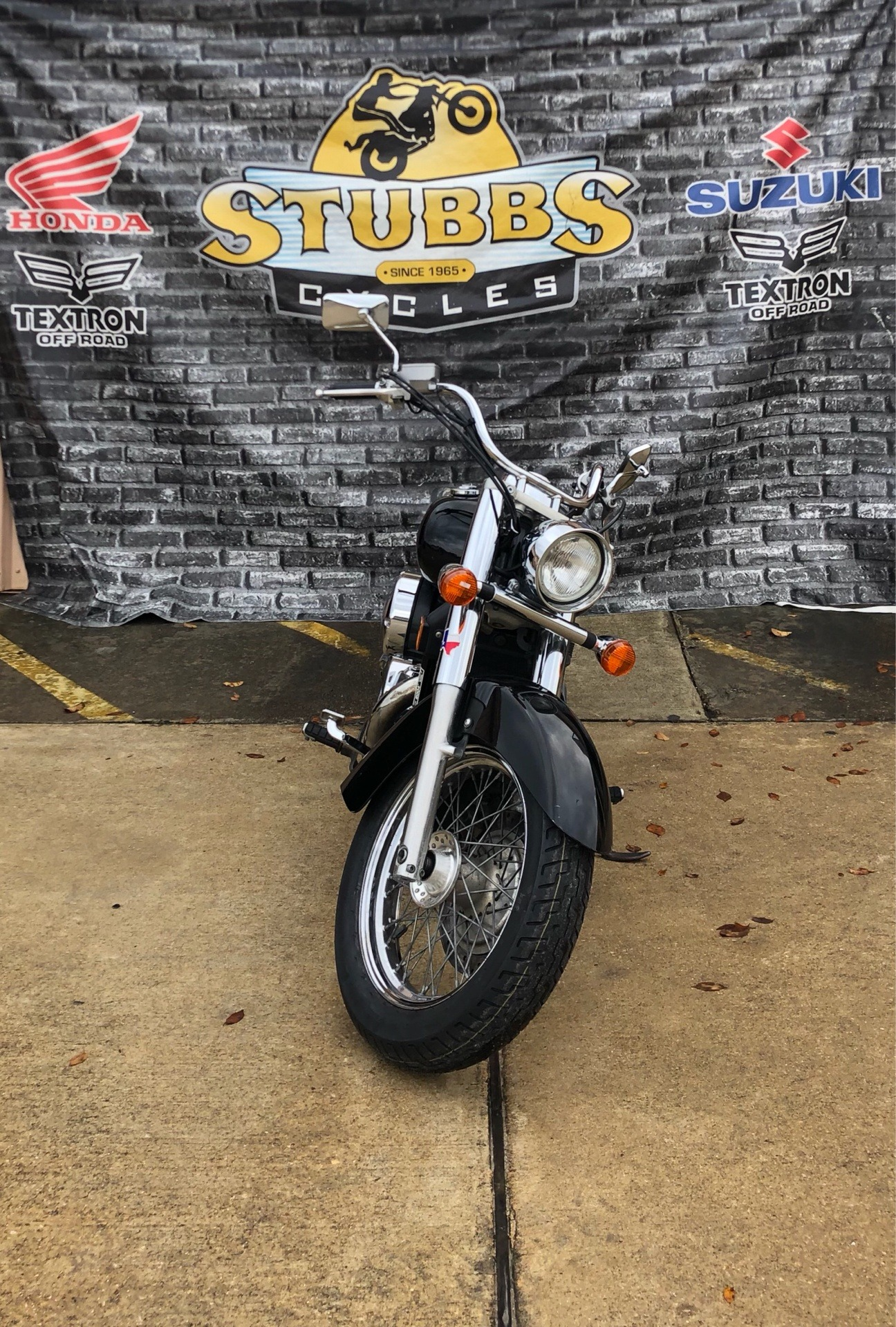 2004 Honda Shadow Aero in Houston, Texas - Photo 4