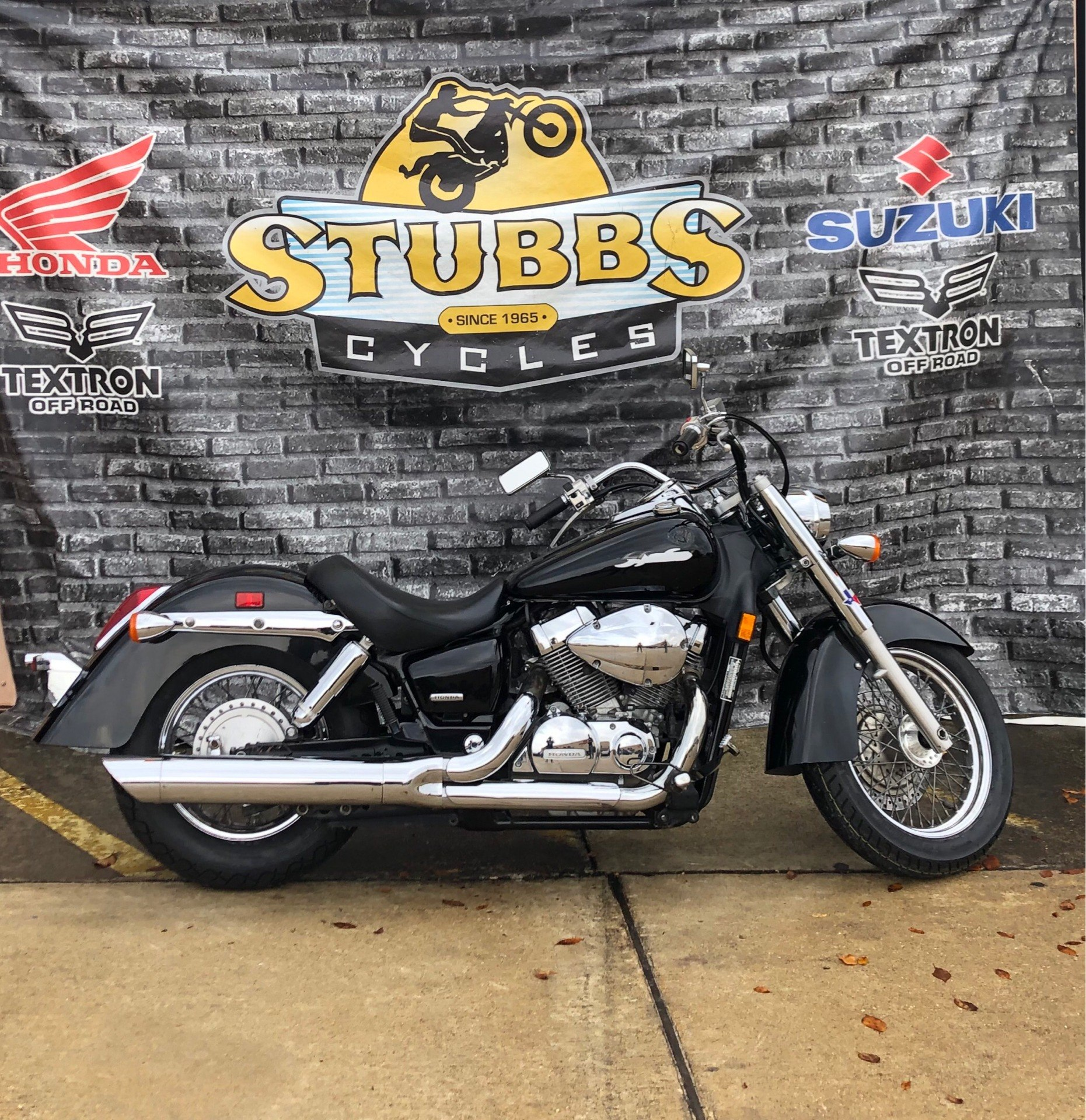 2004 Honda Shadow Aero in Houston, Texas - Photo 1