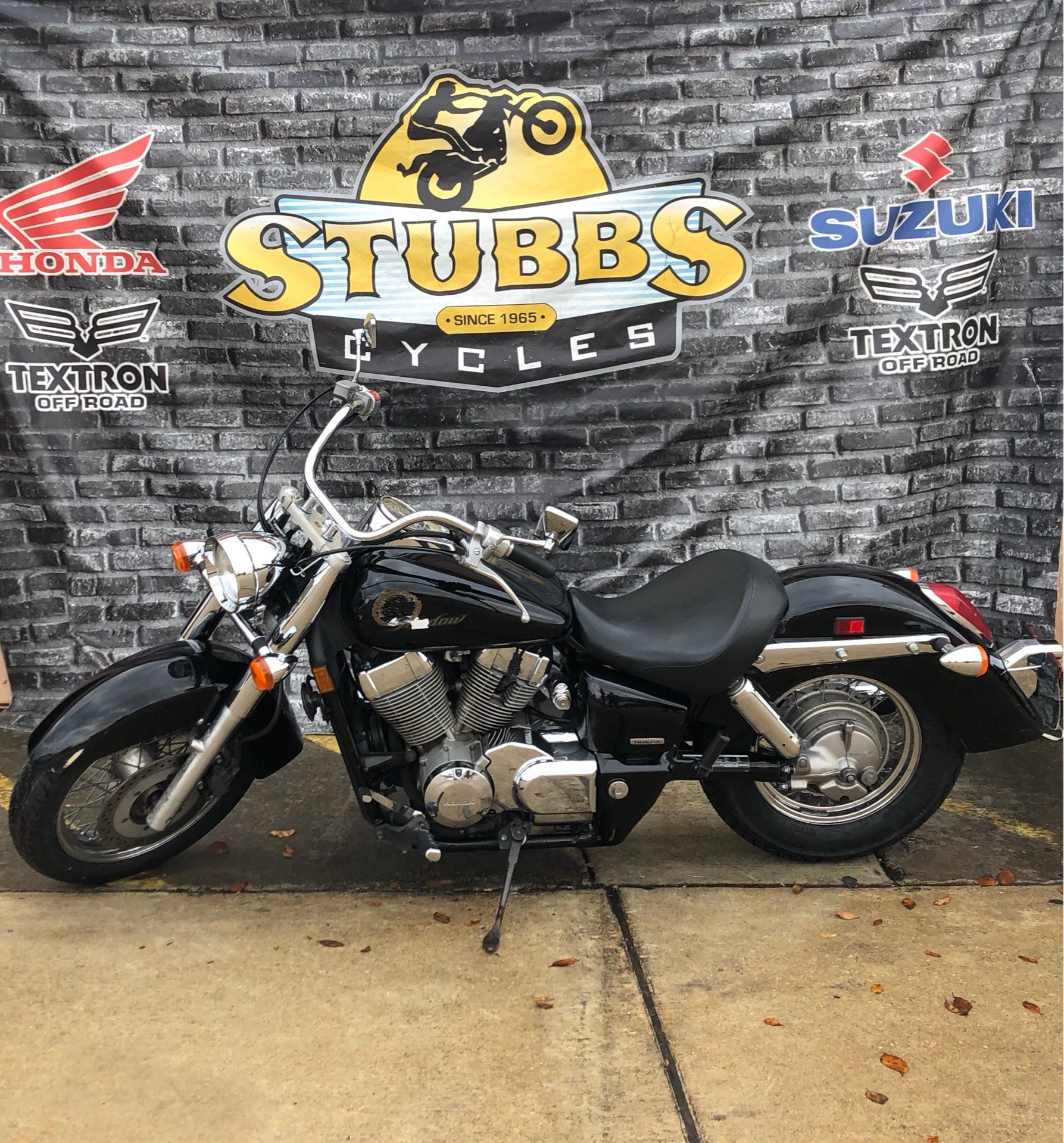 2004 Honda Shadow Aero in Houston, Texas - Photo 2