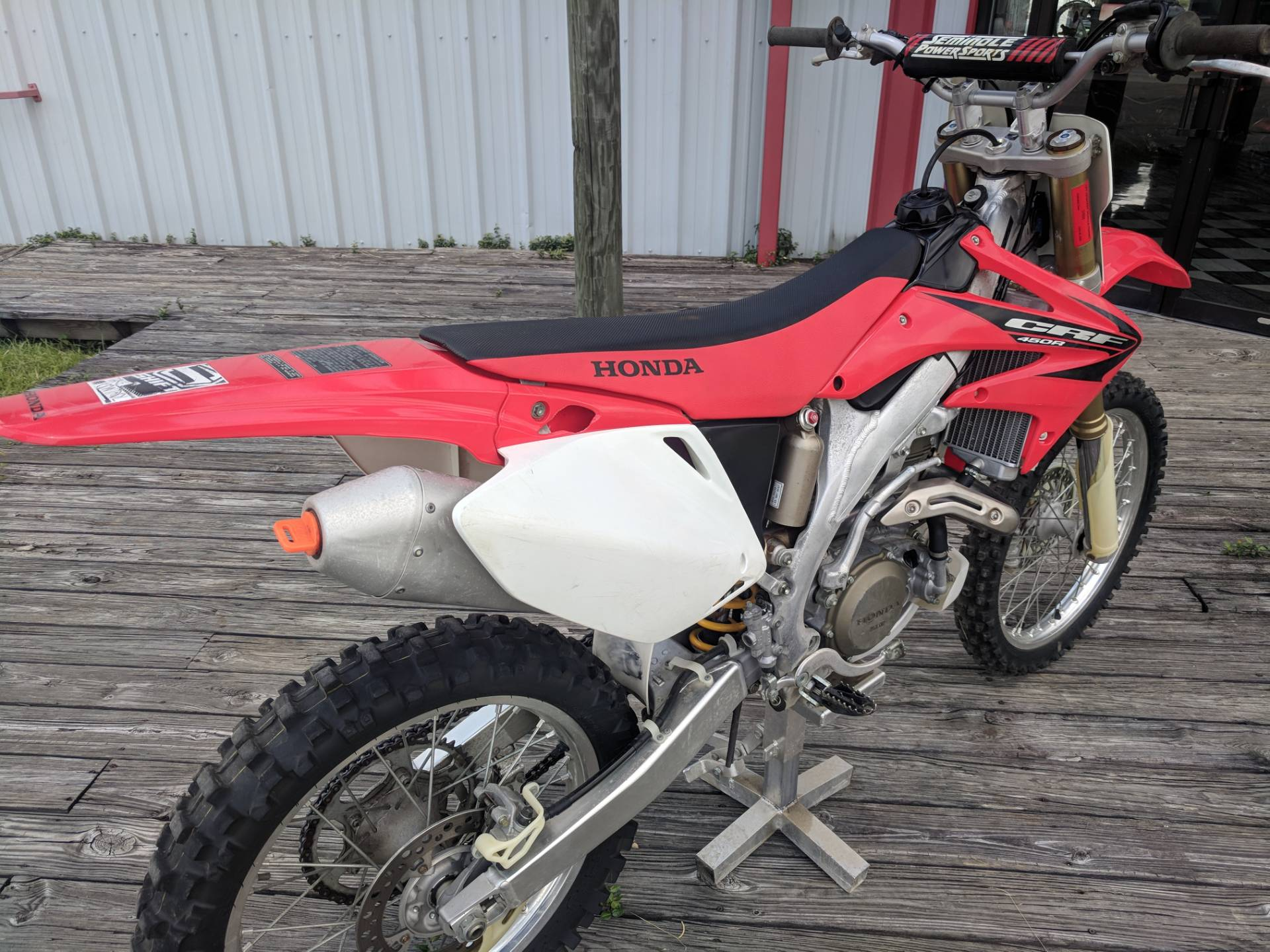 2005 Honda CRF™450R in Lafayette, Louisiana - Photo 6