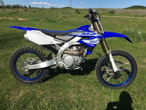 2019 Yamaha YZ450F in Sandpoint, Idaho - Photo 1