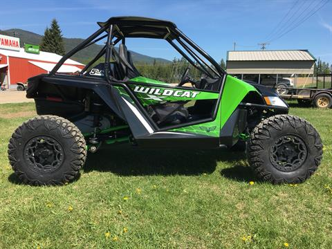 2018 Textron Off Road Wildcat X in Sandpoint, Idaho