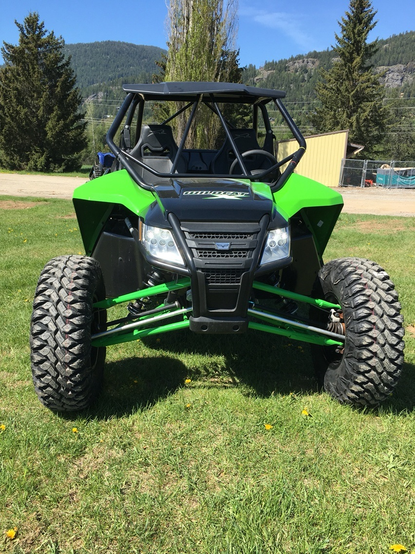 2018 Textron Off Road Wildcat X in Sandpoint, Idaho - Photo 2
