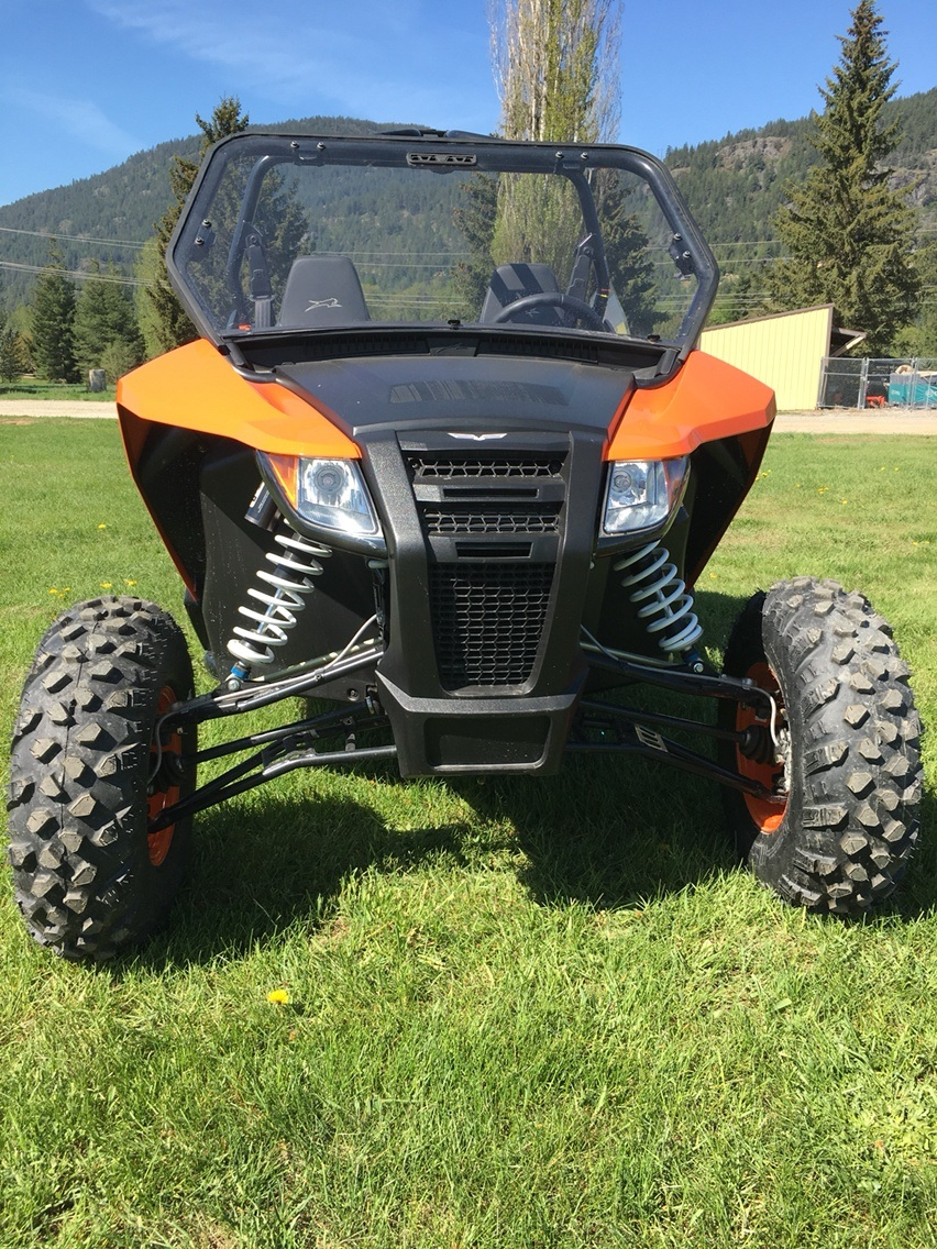 2018 Textron Off Road Wildcat Sport XT in Sandpoint, Idaho - Photo 2