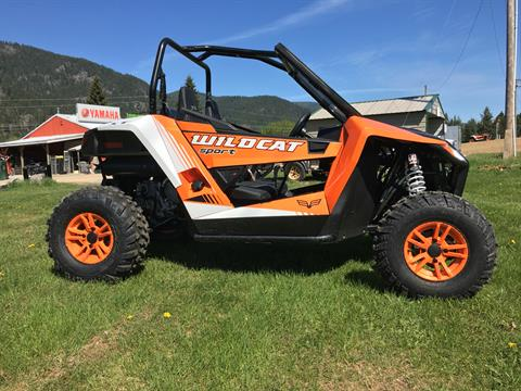 2018 Textron Off Road Wildcat Sport XT in Sandpoint, Idaho - Photo 1
