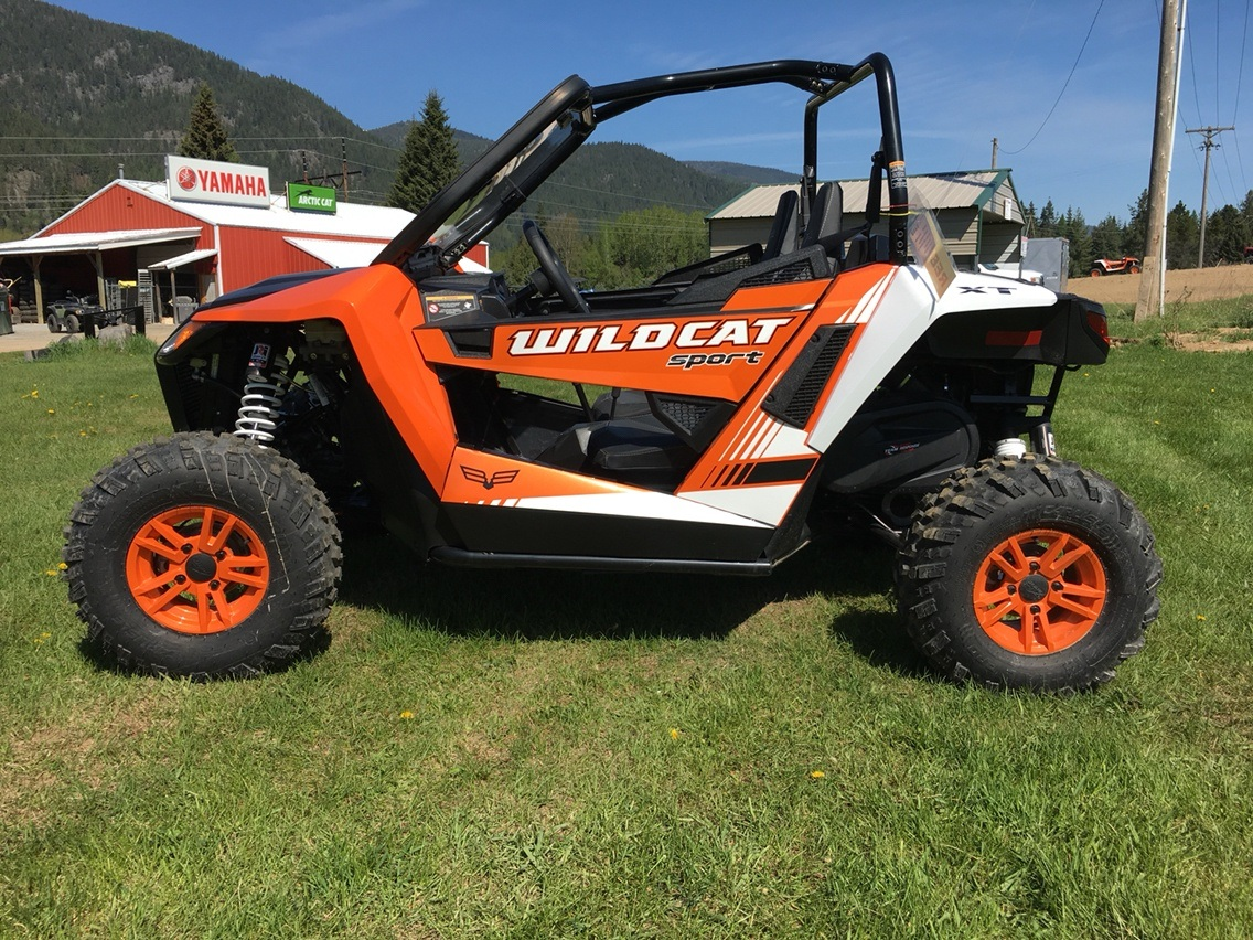 2018 Textron Off Road Wildcat Sport XT in Sandpoint, Idaho - Photo 3