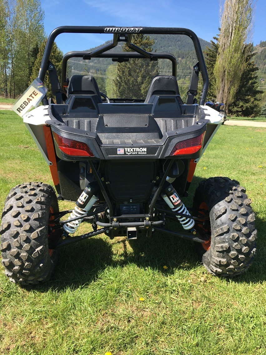 2018 Textron Off Road Wildcat Sport XT in Sandpoint, Idaho - Photo 4