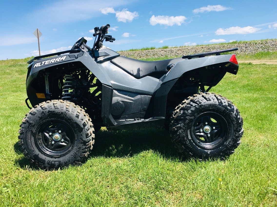 2019 Textron Off Road Alterra 570 EPS in Sandpoint, Idaho - Photo 3