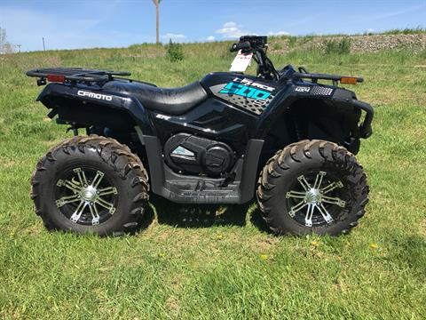 2019 CFMOTO CForce 500S EPS in Sandpoint, Idaho