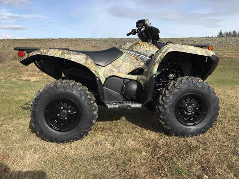 2019 Yamaha Grizzly EPS in Sandpoint, Idaho - Photo 1