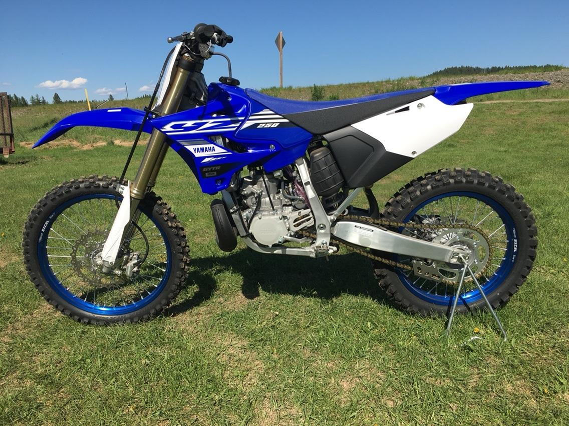2019 Yamaha YZ250 in Sandpoint, Idaho