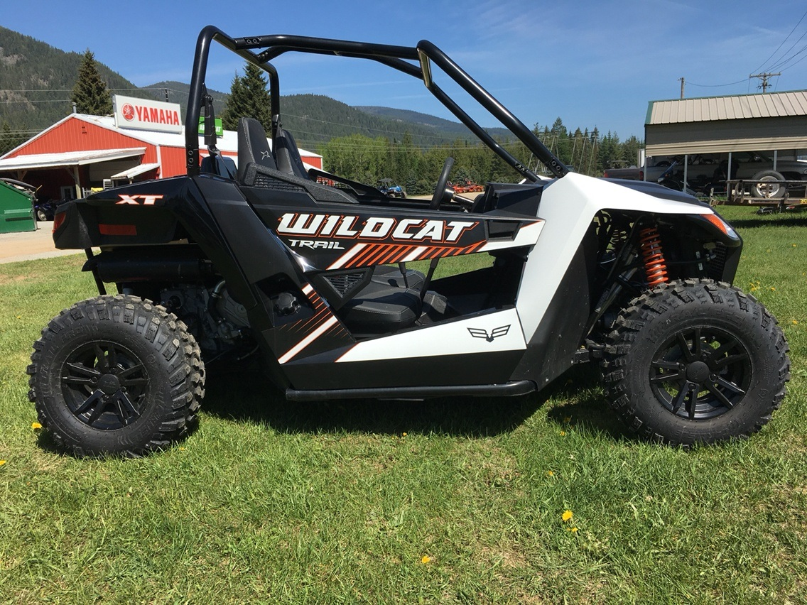 2018 Textron Off Road Wildcat Trail XT in Sandpoint, Idaho - Photo 1