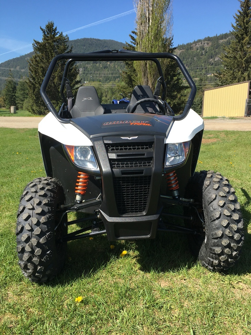 2018 Textron Off Road Wildcat Trail XT in Sandpoint, Idaho - Photo 2