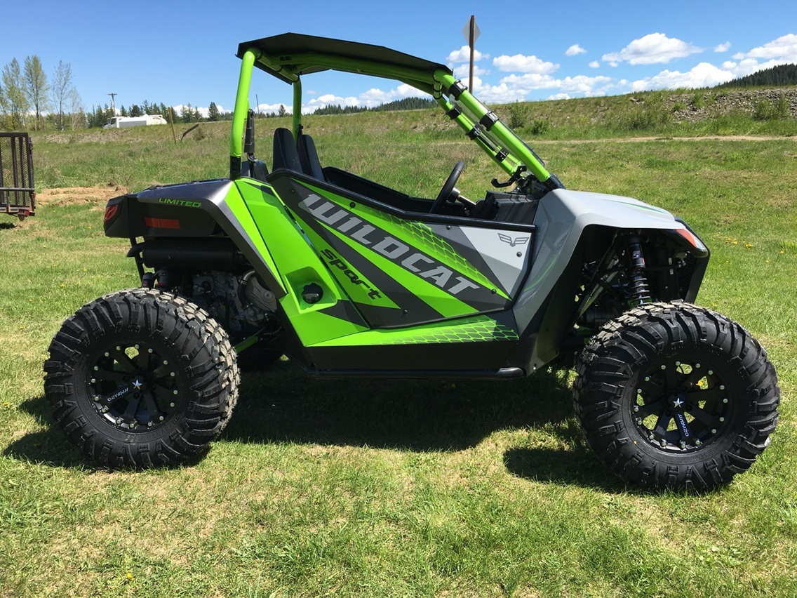 2018 Textron Off Road Wildcat Sport LTD in Sandpoint, Idaho - Photo 1