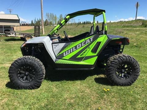 2018 Textron Off Road Wildcat Sport LTD in Sandpoint, Idaho - Photo 3