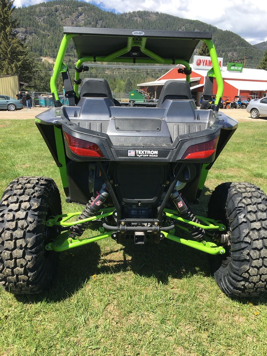 2018 Textron Off Road Wildcat Sport LTD in Sandpoint, Idaho - Photo 4