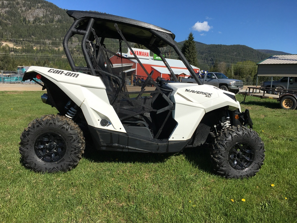2018 Can-Am Maverick XC in Sandpoint, Idaho - Photo 1