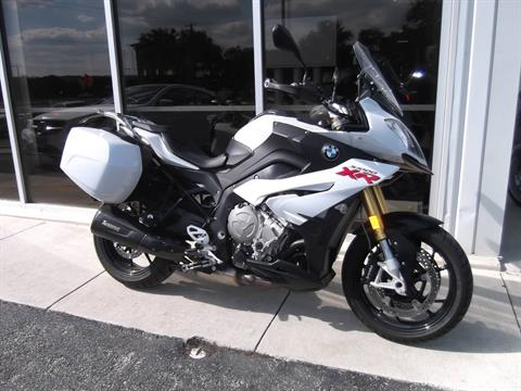 2016 BMW S1000XR With Garmin Nav V and color matched  System Cases in Boerne, Texas