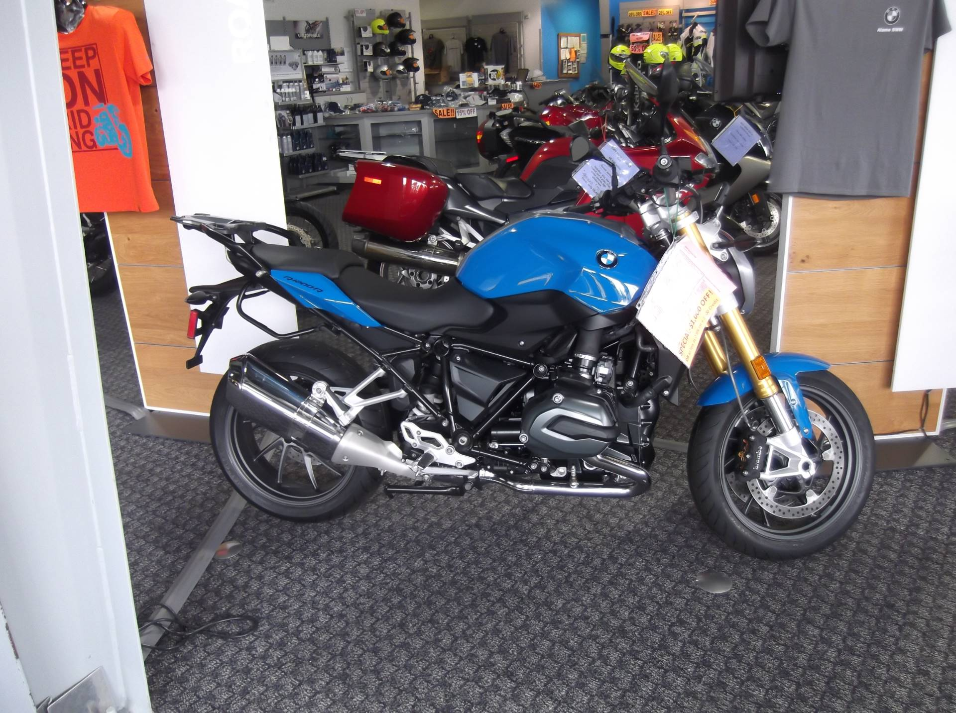 2016 BMW R 1200 R for sale 5028
