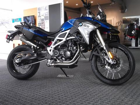 2018 BMW F800GS LOW SUSPENSION !!! in Boerne, Texas