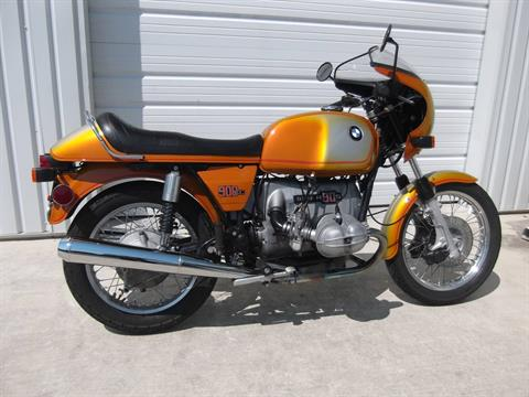 1976 BMW R90s in Boerne, Texas