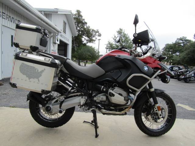 2012 BMW R 1200 GS Adventure in Boerne, Texas - Photo 1