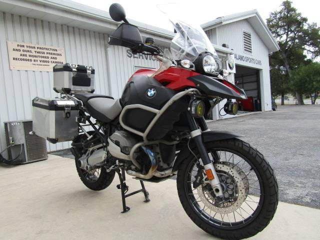 2012 BMW R 1200 GS Adventure in Boerne, Texas - Photo 2