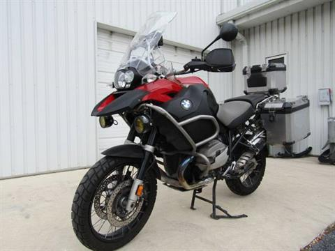 2012 BMW R 1200 GS Adventure in Boerne, Texas - Photo 3