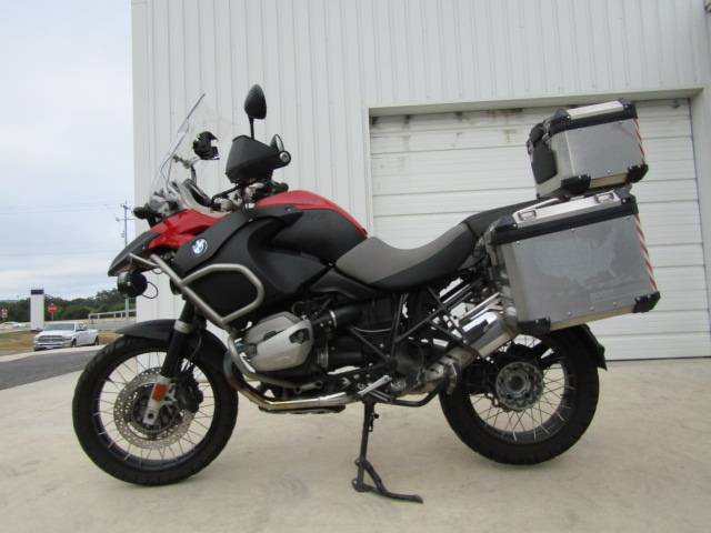 2012 BMW R 1200 GS Adventure in Boerne, Texas - Photo 4